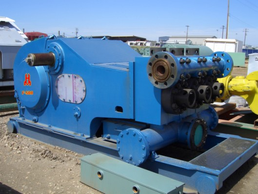 F-800 Triplex Mud Pump